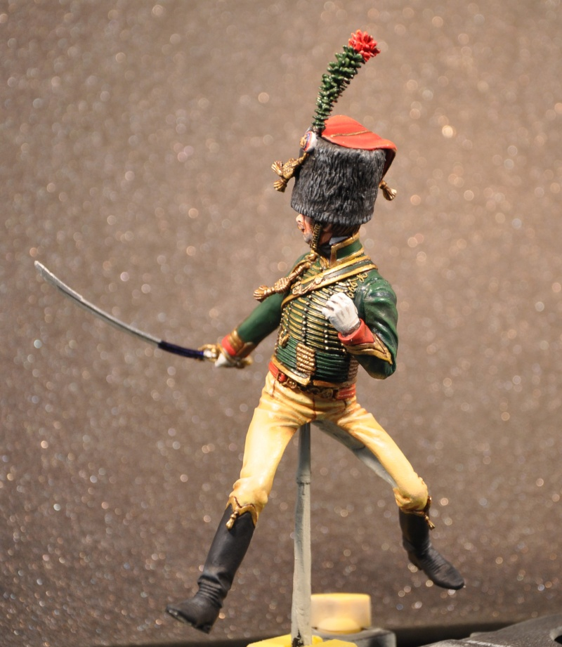 Officier des Chasseurs à cheval de la Garde Impériale- 90 mm Andréa - Page 2 Dsc_0422