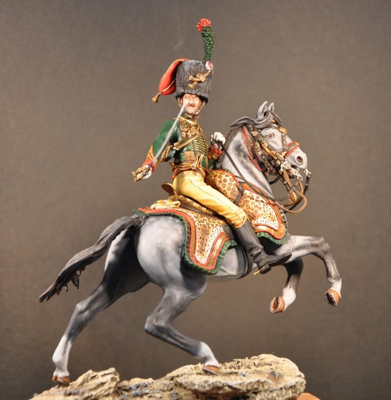 Officier des Chasseurs à cheval de la Garde Impériale- 90 mm Andréa - Page 2 Dsc_0423