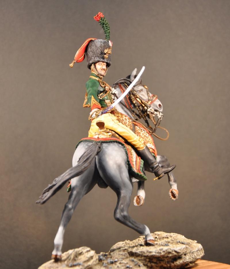 Officier des Chasseurs à cheval de la Garde Impériale- 90 mm Andréa - Page 2 Dsc_0424