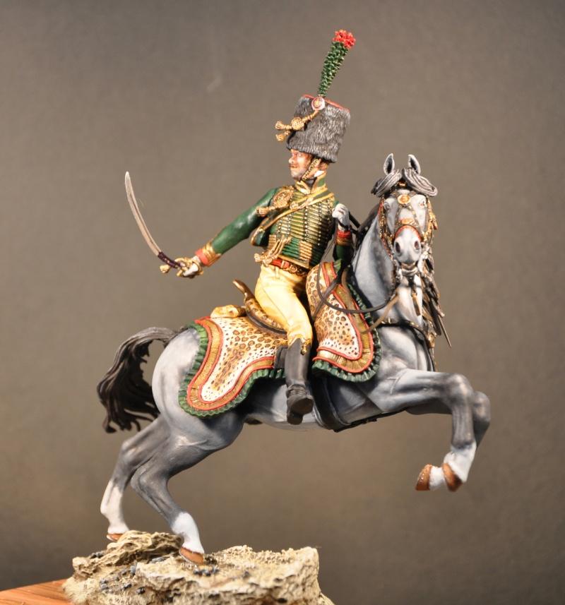 Officier des Chasseurs à cheval de la Garde Impériale- 90 mm Andréa - Page 2 Dsc_0425