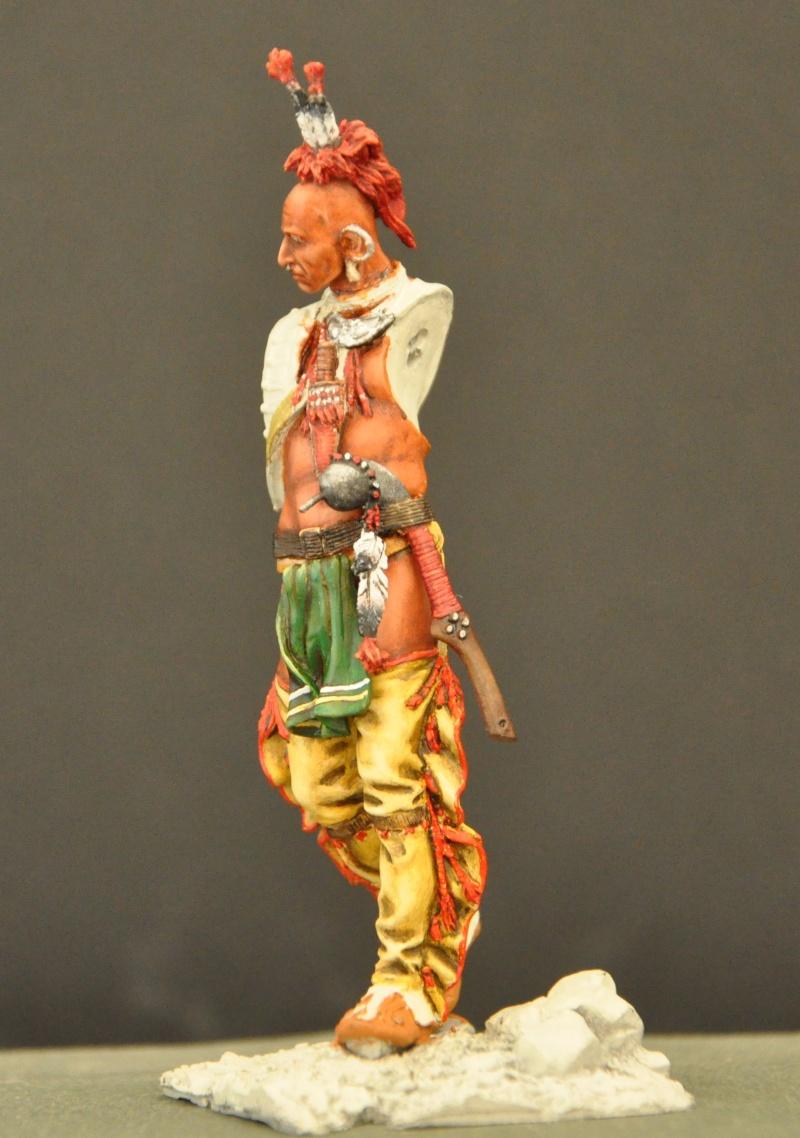 Guerrier Iroquois 1760- 75mm Pegaso Dsc_0448