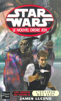 FN46 - Les agents du chaos II - L'éclipse des Jedi (Luceno) Les_ag11