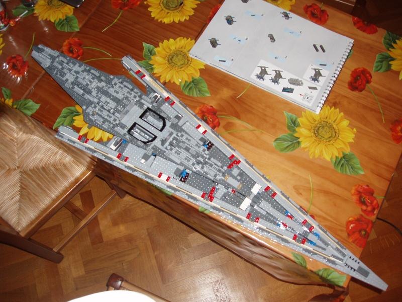Lego Star Wars - 10221 - Super Star Destroyer UCS - Page 4 Pa140012