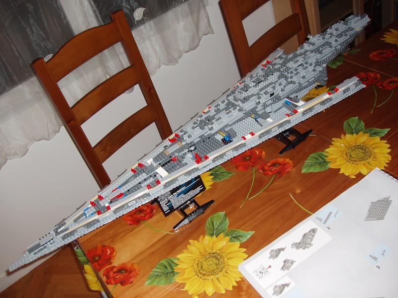 Lego Star Wars - 10221 - Super Star Destroyer UCS - Page 4 Pa140017