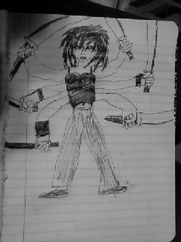 Joseph's crappy drawing's Aqua10