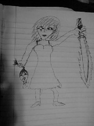 Joseph's crappy drawing's Mal10