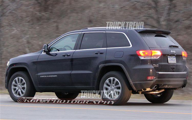 Autonet.ca espionne le Jeep Grand Cherokee 2014 2014-j12