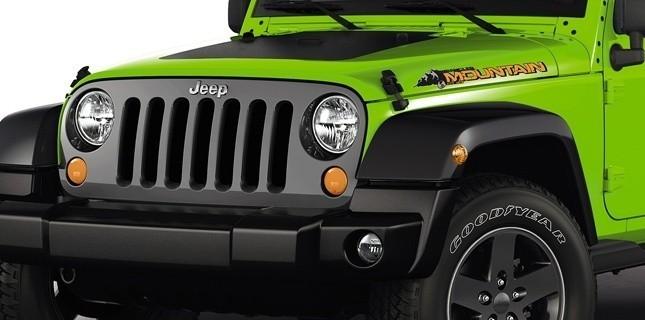 Jeep Wrangler Mountain : une série spéciale de plus ! 36380510
