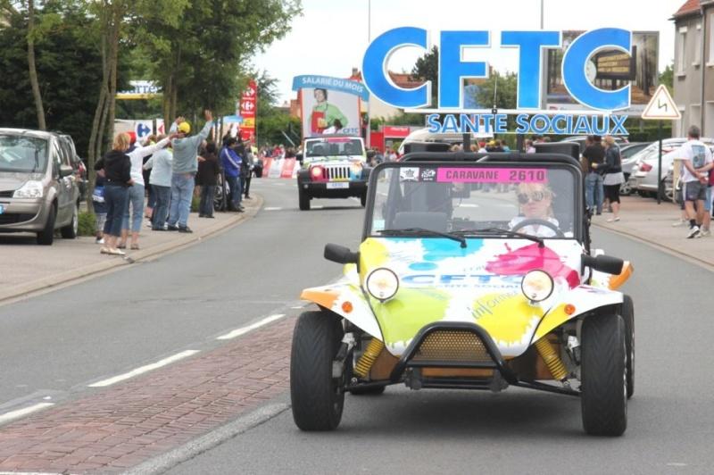 Jeep au Tour de France 2012 !! Carava11