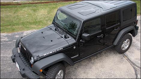 Profitez pleinement de votre Jeep Wrangler avec JeeTops ! Jeepto10
