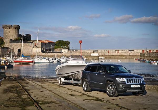 Jeep confirme son attachement au monde du nautisme. Photo-10