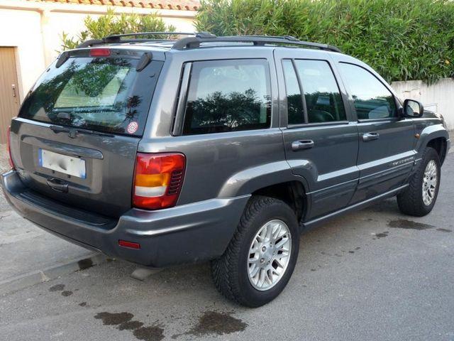 conseil achat Grand Cherokee 2.7 CRD W6990311