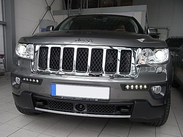 Jeep Grand Cherokee : une série spéciale sous forme de concept au Salon de Genève W8427310