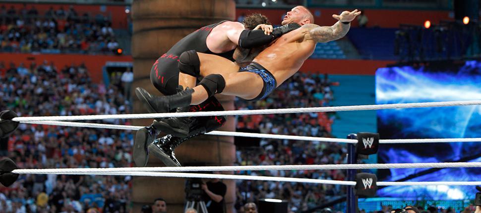 تغطية مهرجان الأحلام الريسلمانيا النتائج والصور WWE Wrestlemania XXVIII 2012 Live Coverage Photos & Results حصريا على موقع اسطورة المصارعة Oouous12