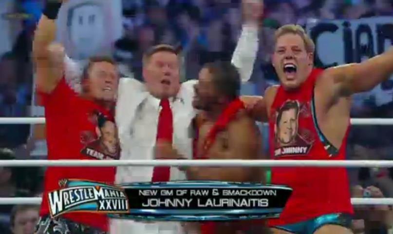 تغطية مهرجان الأحلام الريسلمانيا النتائج والصور WWE Wrestlemania XXVIII 2012 Live Coverage Photos & Results حصريا على موقع اسطورة المصارعة Uou210
