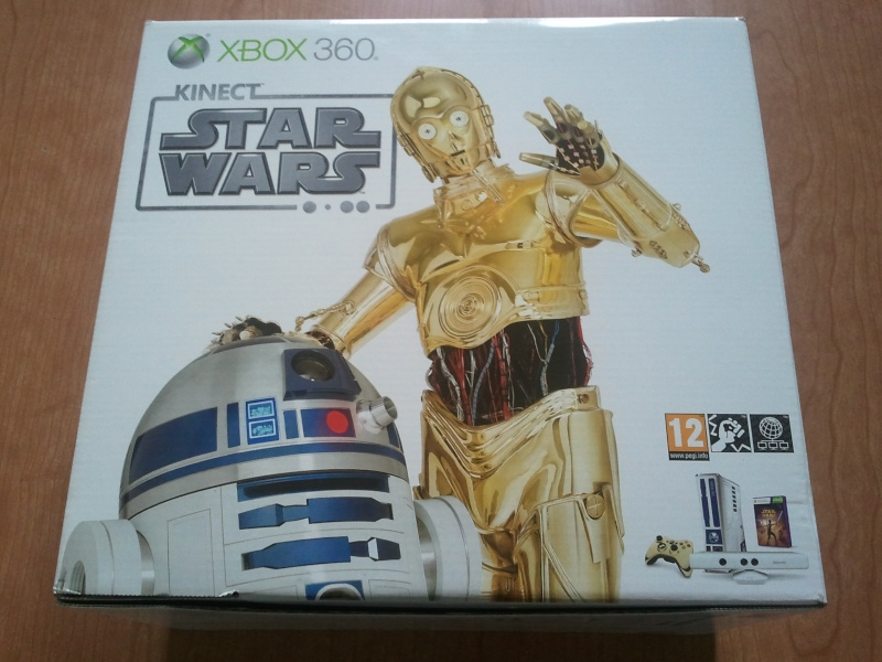 X-Box 360 Star Wars 00136