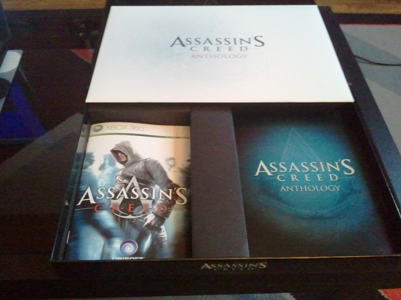 Assassin's Creed Anthology [ X-BOX 360/ PS3] 00825