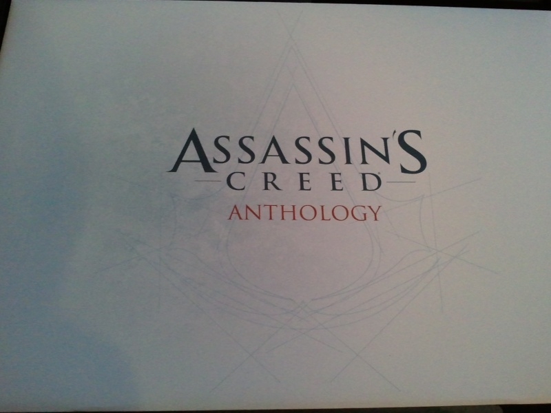 Assassin's Creed Anthology [ X-BOX 360/ PS3] 00927