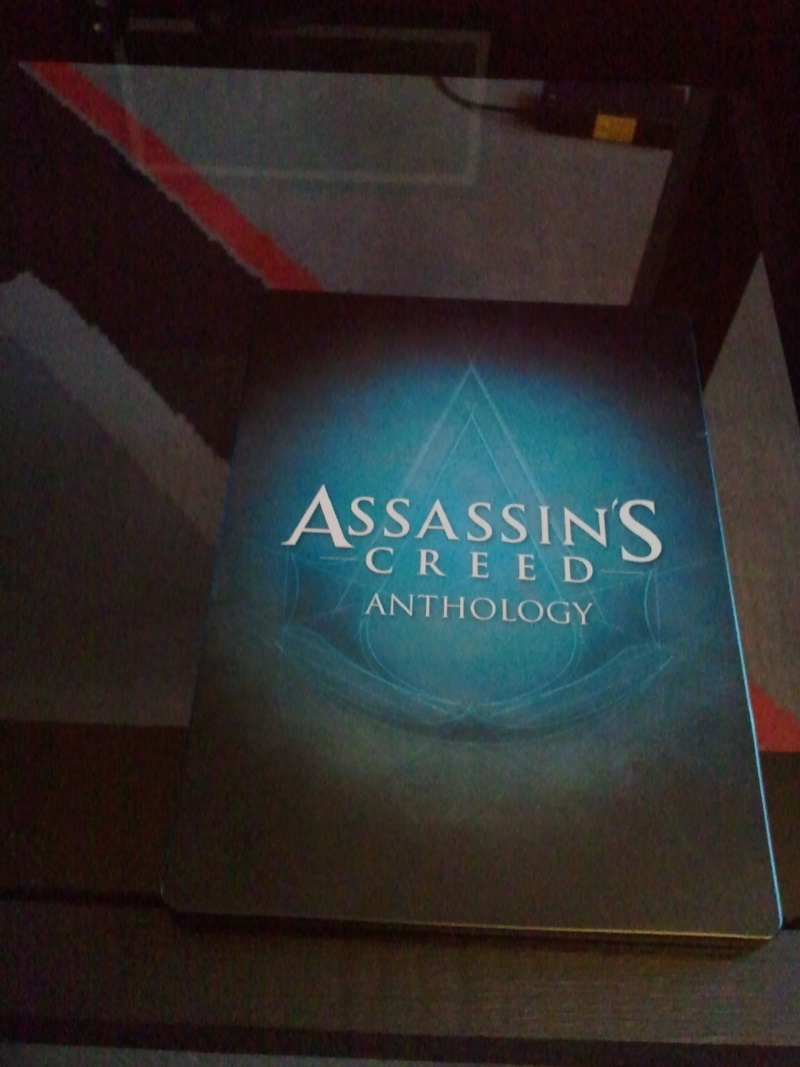 Assassin's Creed Anthology [ X-BOX 360/ PS3] 01417