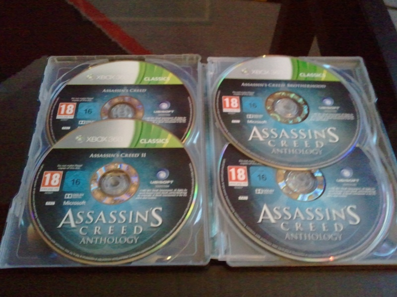 Assassin's Creed Anthology [ X-BOX 360/ PS3] 01514