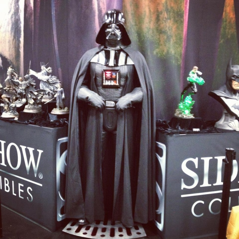 Sideshow - Darth Vader Life-Size Figure 52797010