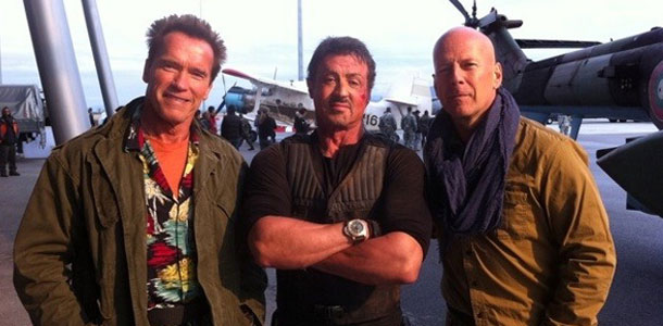 Escape Plan (Stallone + Schwarzie) Gh505310