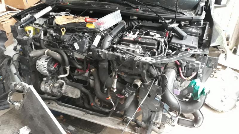 Schéma circuit de refroidissement moteur R9M 20200412