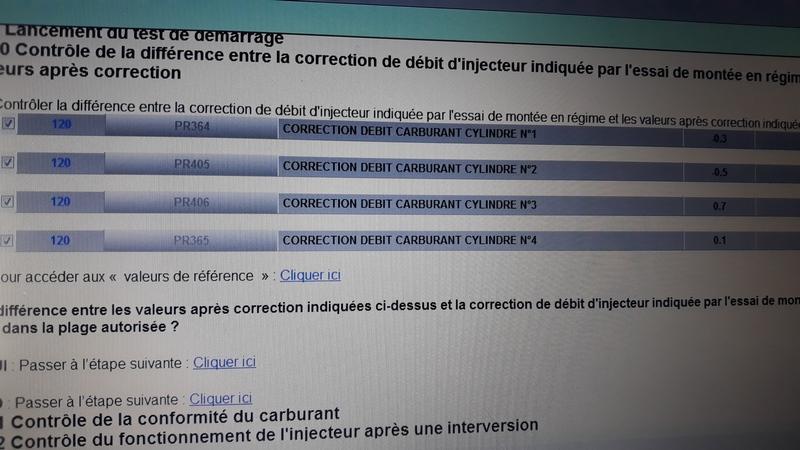 Megane3 1,6l DCI 130 ne démarre plus 20201013