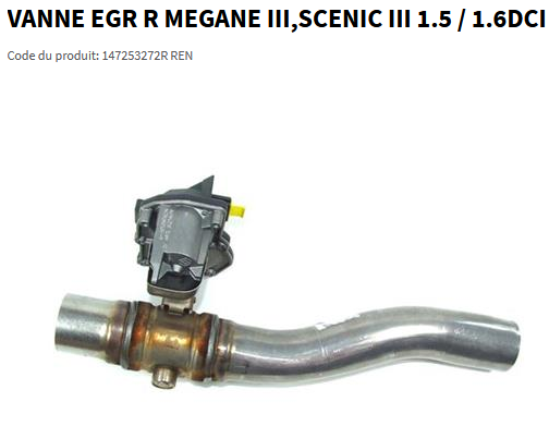 Megane3 1,6l DCI 130 ne démarre plus - Page 3 Egr_ec10