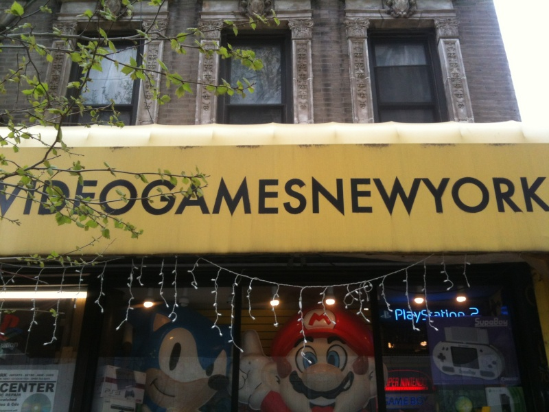 Jeu vidéo rétro à New York City Img_2111