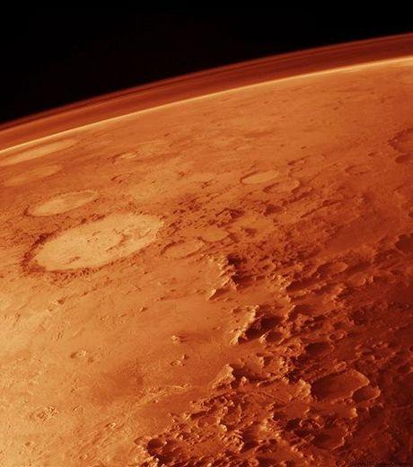 La vie sur Mars aurait été retrouvée dès 1976 Dans-l10