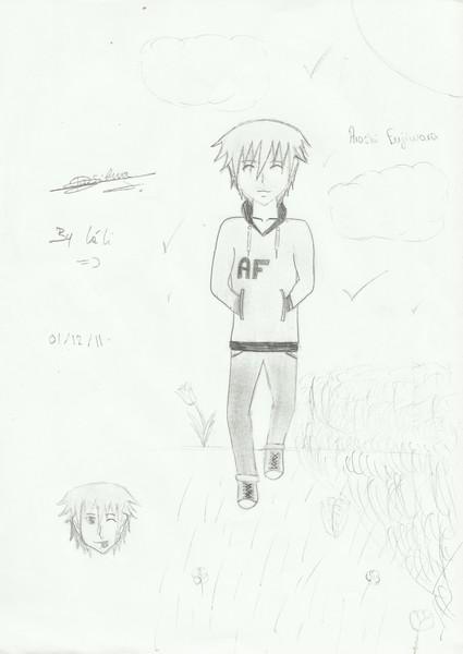 Mes dessins Arashi10