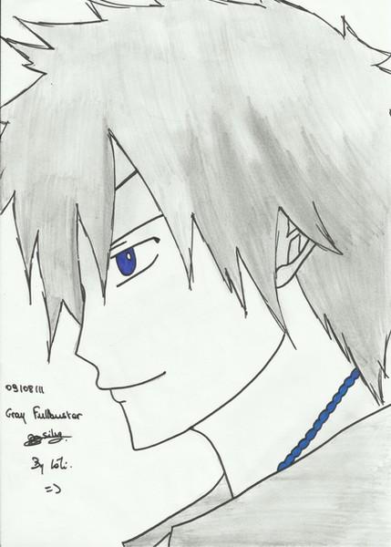 Mes dessins Gray110