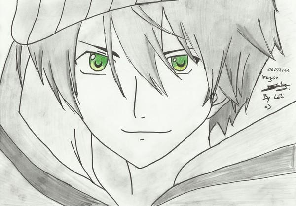 Mes dessins Kazou10