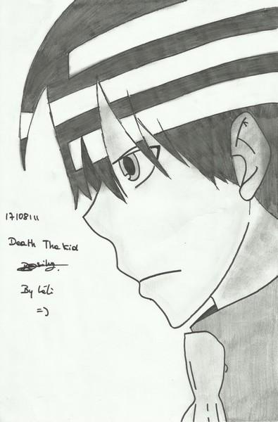 Mes dessins Kid110
