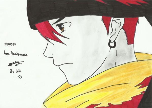 Mes dessins Lavi110