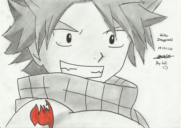 Mes dessins Natsu110