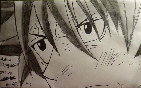 Mes dessins Natsu210