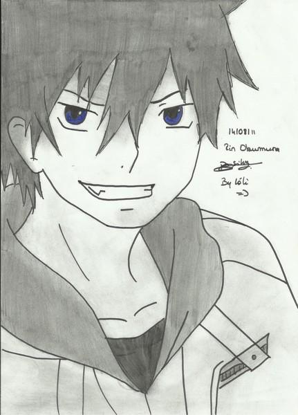 Mes dessins Rin110