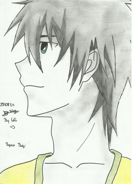 Mes dessins Ryuu110