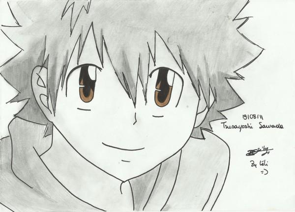 Mes dessins Tsuna110