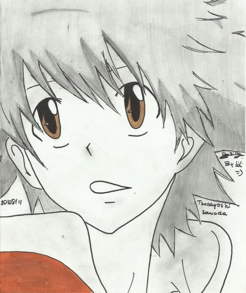 Mes dessins Tsuna210