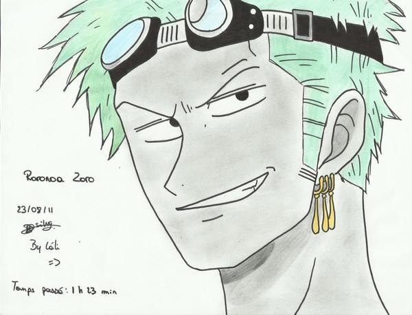 Mes dessins Zoro110