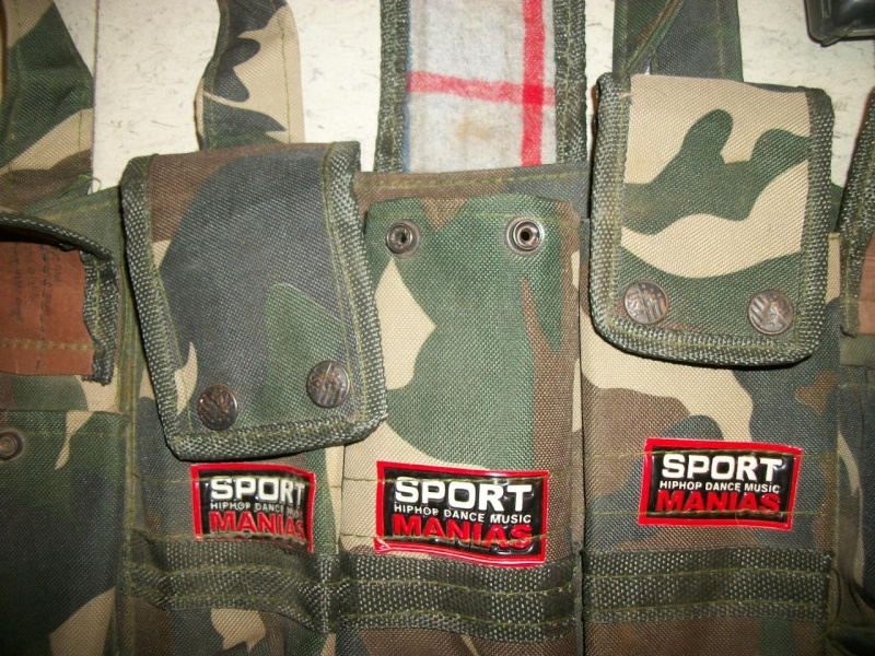 Special Forces Bringback Chest Rack and Extras -Taliban Stuff 100_8816