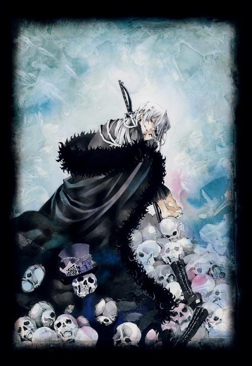 Xerxes Break [Pandora Hearts] 04611
