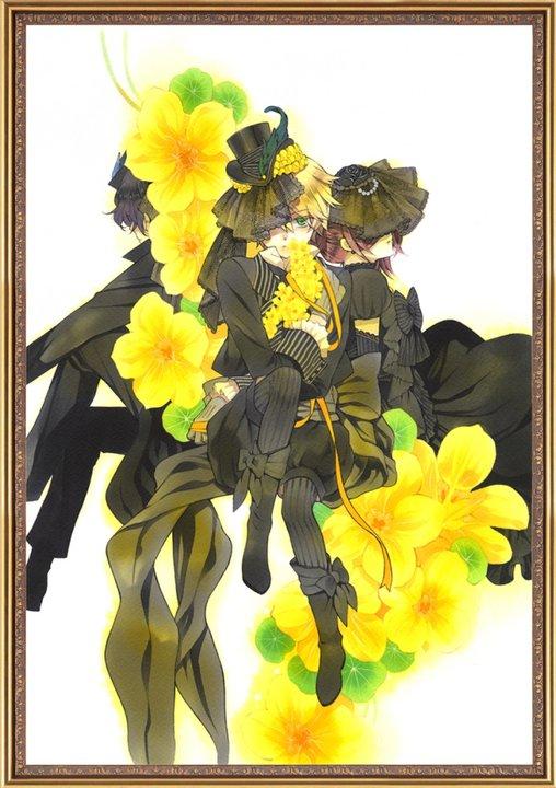 Vos plus belles images de Pandora Hearts 22437710