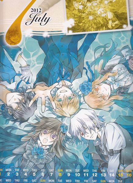 Les produits dérivés de Pandora Hearts ! (goodies, cosplay...etc) - Page 3 86217710