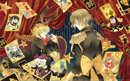 Quel personnage de Pandora Hearts es-tu ? [Première Edition] Pandor17