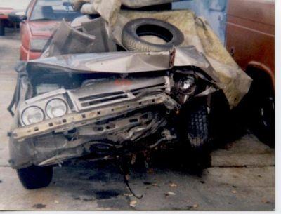 Ein E30 Cabrio weniger Manta10
