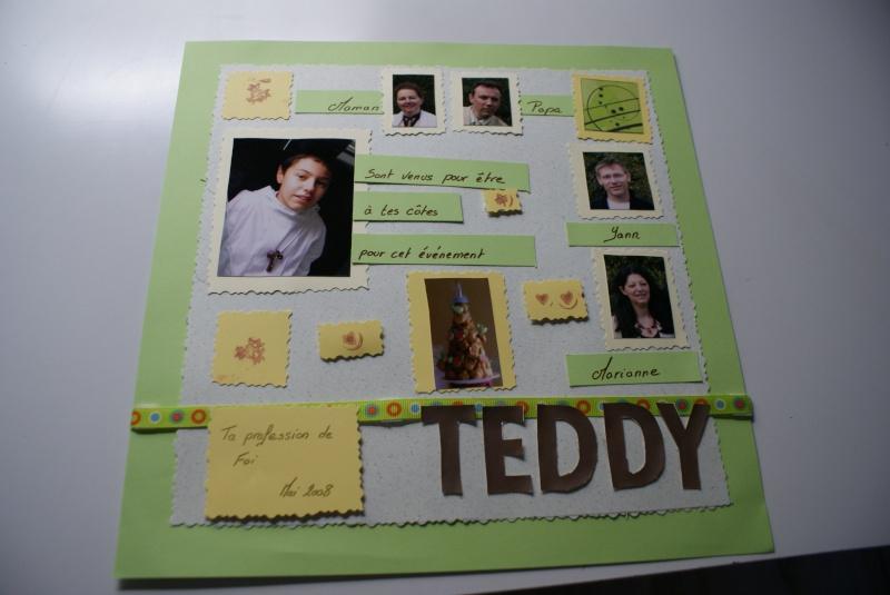 voici quelques pages  Teddy10